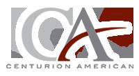 Centurion American-logo