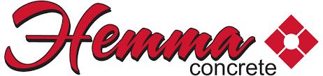 Hemma Concrete Logo