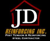 JD Reinforcing Inc. Logo