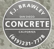 F.J. Brawley Concrete Inc-logo