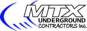 MTX Underground Contractors-logo