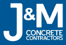 J & M Concrete Construction-logo