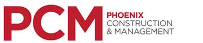 Phoenix Construction & Management  Logo
