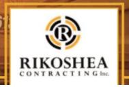 Rikoshea Contracting Inc. Logo