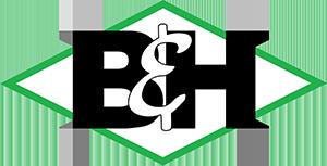 B & H Mechanical Logo