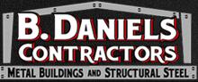B. Daniels Contractors-logo