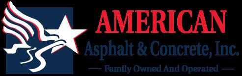 American Asphalt & Concrete Inc Logo