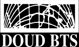 Doud BTS-logo