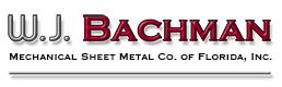 W.J. Bachman Mechanical Sheet Metal Co-logo