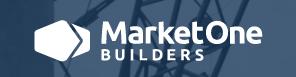 MarketOne Builders Inc Logo