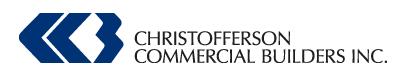 Christofferson Commercial Builders Inc-logo