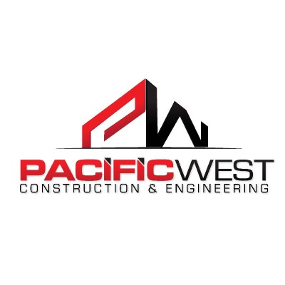 Pacific West Construction Services Logo