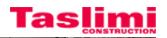 Taslimi Construction Co. Inc Logo