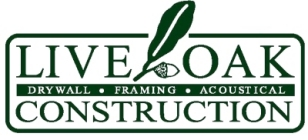 Live Oak Construction Logo