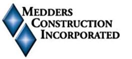 Medders Construction Inc. Logo