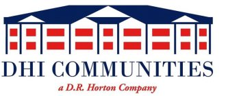 DHI Communities-logo