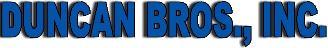 Duncan Bros Inc.-logo