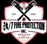 24/7 Fire Protection (NJ) Logo