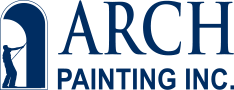 Arch Painting Inc. Logo