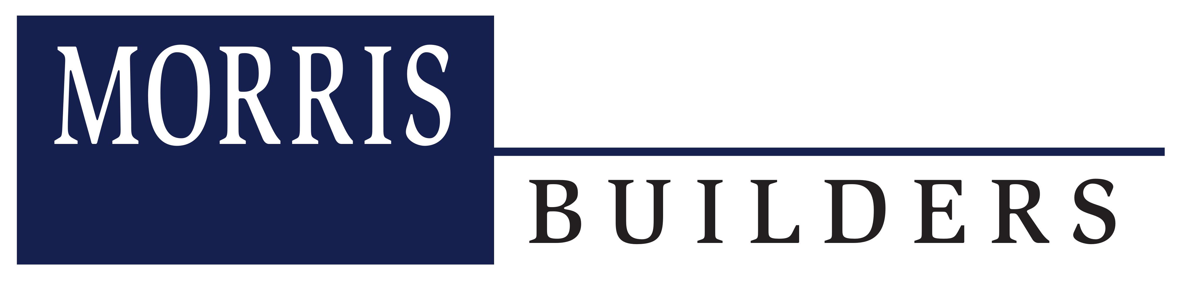 Morris Builders (TX)-logo