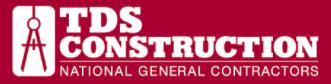 TDS Construction (FL) Logo
