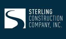 Sterling Construction Company-logo