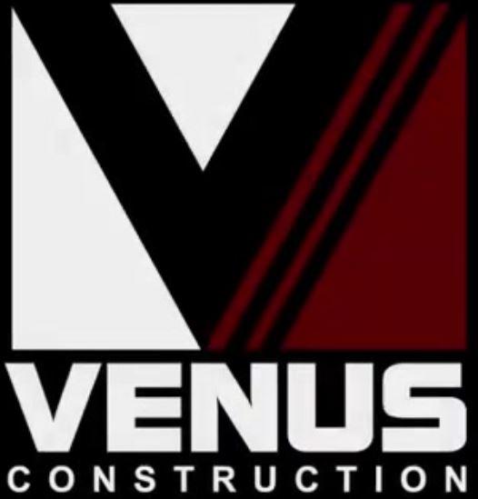 Venus Construction (TX) Logo