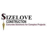 Sizelove Construction Logo