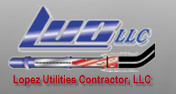 Lopez Utilities Contractor LLC (TX) Logo