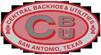 Central Backhoe & Utilities Logo
