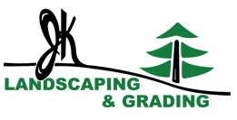 JK Landscaping & Grading Logo