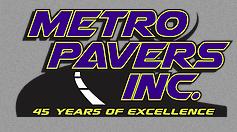 Metro Pavers Inc.-logo