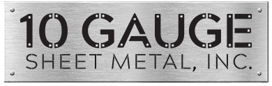 10 Gauge Sheet Metal-logo