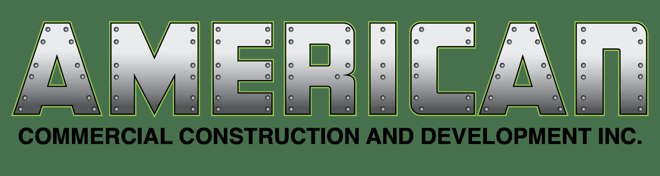 American Commercial Construction & Development Logo