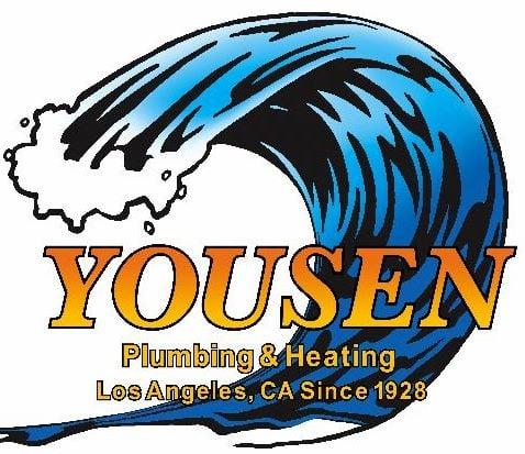 Yousen Plumbing Company-logo