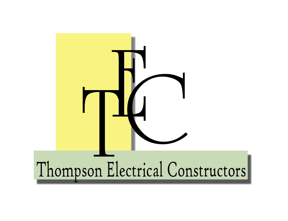 Thompson Electrical Constructors Logo