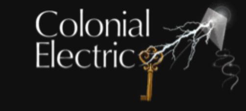 Colonial Electric (AZ) Logo