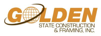 Golden State Construction & Framing Logo
