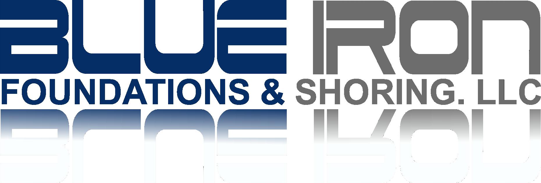 Blue Iron Foundations & Shoring-logo