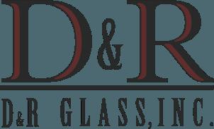 D&R Glass Inc. Logo