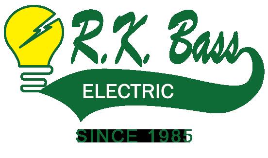 R. K. Bass Electric Company Inc. Logo