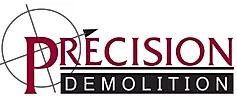 Precision Demolition (TX) Logo