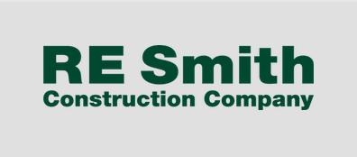 RE Smith Construction Logo