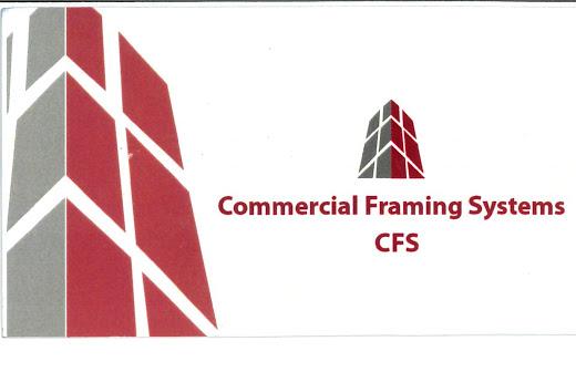 Commercial Framing Systems LLC Logo