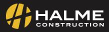 Halme Construction-logo