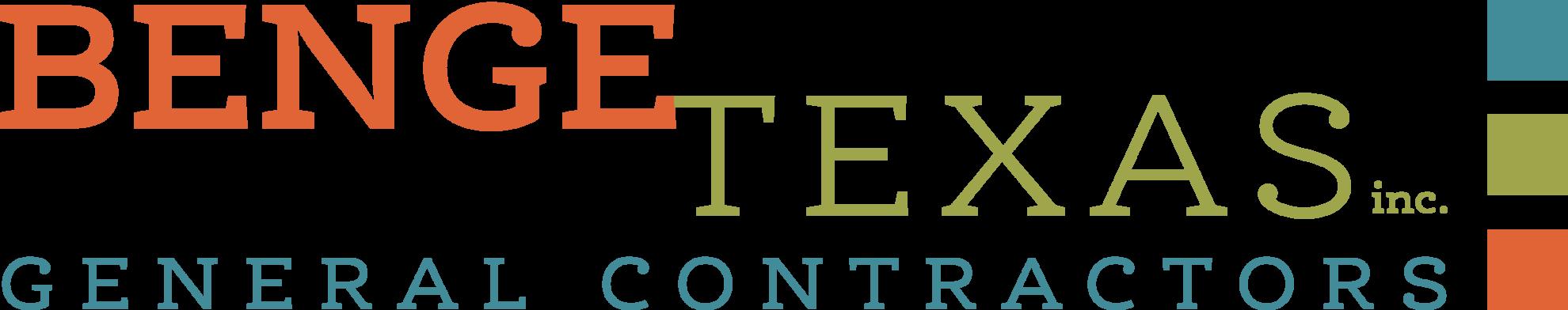 Benge Texas General Contractors Logo