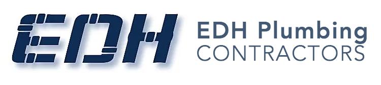 EDH Plumbing Contractors Logo