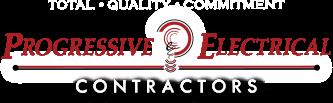 Progressive Electrical Contractors Logo