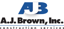 A.J. Brown Inc. Logo