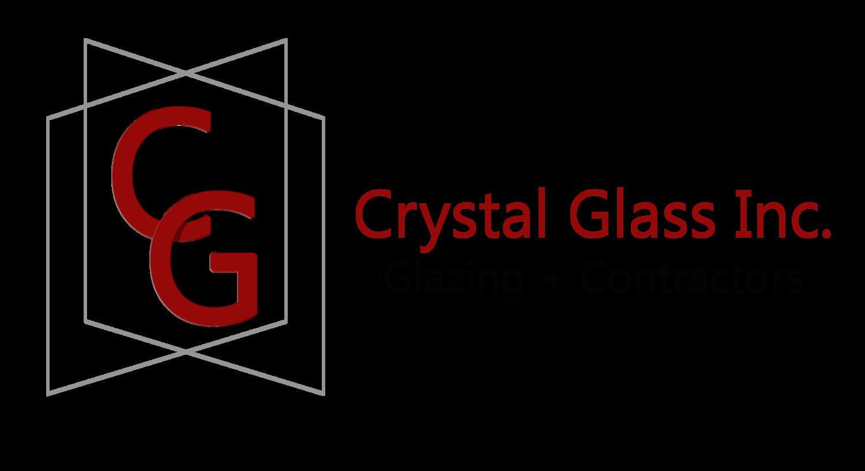 Crystal Glass Inc. Logo
